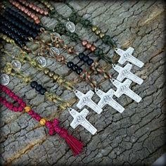 z- Custom Hunting Rosaries for Darlene
