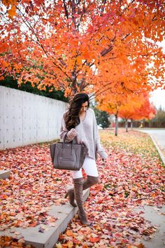 The Sweetest Thing: Neon Trees & Leaves (+the best sweater, ever!)