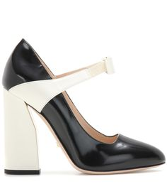 mytheresa.com - Leather pumps - Luxury Fashion for Women / Designer clothing, shoes, bags