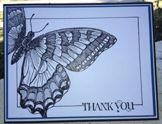 CAS Swallowtail by smithr66 - Cards and Paper Crafts at Splitcoaststampers