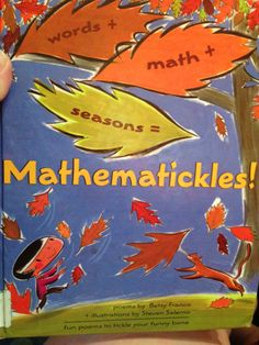 Mathematickles- good math concepts and brain teasers