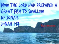 INSPIRATION: *GOD PREPARES THINGS TO TURN THE IMPOSSIBLE POSSIBLE*   Now the LORD had prepared a great fish to swallow up Jonah. And Jonah was in the belly of the fish three days and three nights. (Jonah 1:17) God prepared a great fish  ready to swallow jonah. Let us analyze some things in this situation.   1.Fish size type has to fit 2.It was perfect timing  3.It should be right place. 4. It should have fasted for those 3 days or he would have been ..Read.. www.facebook/vjministries