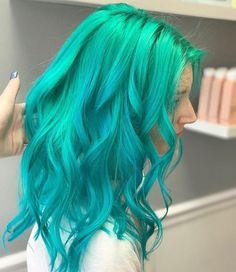 """13.3k Likes, 48 Comments - Pulp Riot Hair Color (@pulpriothair) on Instagram: """"@samkittyhair is the artist... Pulp Riot is the paint."""" #Regram via @pulpriothair"""