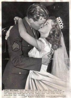 Shirley Temple's wedding