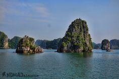Big Islands Halong Bay Vietnam Image Wonder Of The World