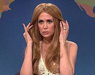 Kristen Wiig appeared as singer Lana Del Rey...