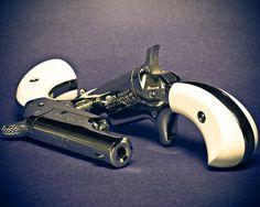 Colt Derringers, 22 short caliber Find our speedloader now!  http://www.amazon.com/shops/raeind