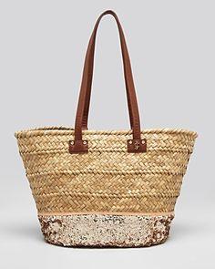 sun, sand, straw & sequins!