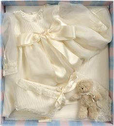Ropa Bebes | Faldon de Bautizo para Bebé | Tienda de ropa para bebés - Anibebe