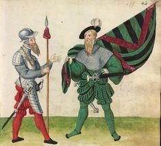 Habsburg Soldiers 1547