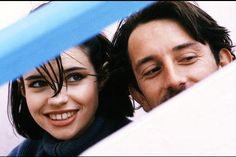 """Béatrice Dalle & Jean-Hugues Anglade in """"Betty Blue/37°2 le matin"""" (Jean-Jacques Beineix, 1986)"""