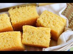 How To Make The Best Cornbread Ever: Moist Sweet Buttermilk Cornbread Recipe - YouTube