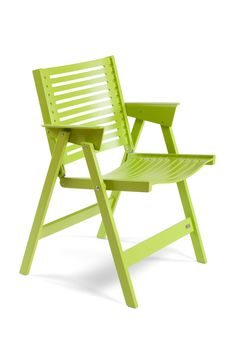 Rex chair - lime colour  www.rex-kralj.com