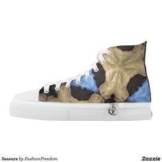 Seasure Printed Shoes
