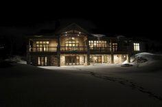 Lane Myers Construction Custom Home Builder WINDOWS / LIGHTING / PORCH