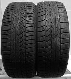 2 continental 255 55 18 used part worn tyres x 2 4x4 winter 255