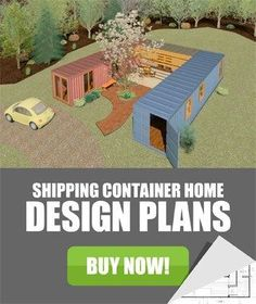 Many shipping container home iseas ... #ContainerHomeDesigns #shippingcontainerhomes