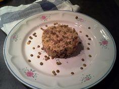 Risotto Cotechino e lenticchie, leggi la ricetta su http://blog.giallozafferano.it/tmm/?p=1382 #FOOD #RICETTE #RECIPE