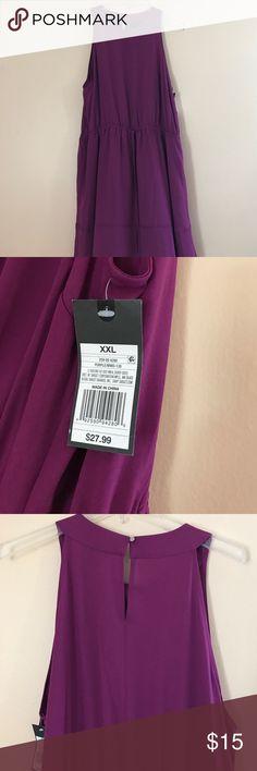NWT Mossimo Dress NWT. Sz XXL Mossimo Supply Co Dresses