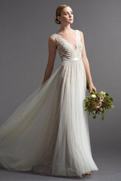 Watters Brides Santina Gown  #watters #wedding #weddingdress www.pinterest.com/wattersdesigns/