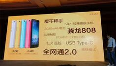 Xiaomi Mi4C with New Edge Tap Technology and USB Type-C Launched