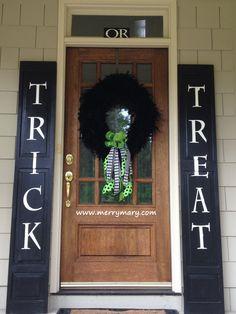 Halloween+Trick+Treat+and+Wreath+%281%29.JPG 1,200×1,600 pixels