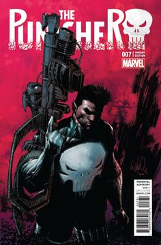 Punisher Classic Artists Variant Cover by Whilce Portaacio Punisher Comic Book, Punisher Comics, Marvel Dc Comics, Comic Book Covers, Comic Books, Comic Book Collection, Illustrations And Posters, Comic Art, Castle