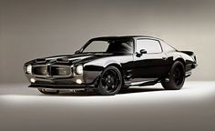 Killer Pontiac Firebird