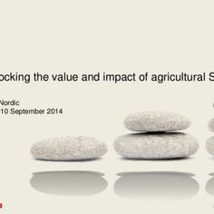 Unlocking the value and impact of agricultural SMEs TBLI Nordic Oslo, 10 September 2014 08.09.2014 | 1   Agenda Brief introduction to Voxtra's agribusines. http://slidehot.com/resources/tbli-conference-nordic-2014-emerging-markets-pal-dale-voxtra.46541/