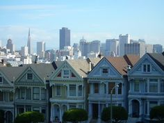First impressions – a Canadian in San Francisco