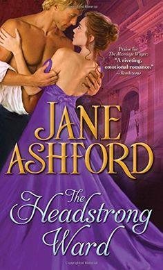 The Headstrong Ward by Jane Ashford http://www.amazon.com/dp/1402276931/ref=cm_sw_r_pi_dp_Vshnub0GQWPB0
