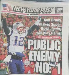 New England Patriots Merchandise, Superbowl Champions, Tom Brady, Baseball Cards, Goat, Sports, Hs Sports, Goats, Sport