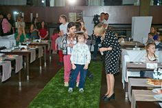 Школа этикета в Облаках #kids #family #party #fun #holidays #vremenagoda