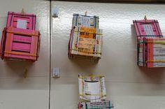 #Metrobox. Ana Chao y Pablo Abad | Proyecto Línea Zero. #Metro de #Madrid #Legazpi (4 de enero) #regalossuburbanos La Galería de Magdalena. #ArteUrbano #StreetArt #art #arte #regalos #presents #Arterecord 2015 https://twitter.com/arterecord