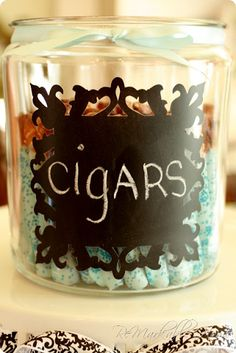 I Heart Pears: Little Man Baby Shower - mustaches and bow ties such a cute idea having cigars as chocolate covered pretzels