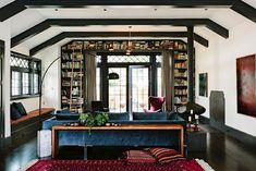 This Remodelled Library Keeps its Original Charm #libraries trendhunter.com