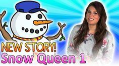 THE SNOW QUEEN Part One - The Frozen Snowman