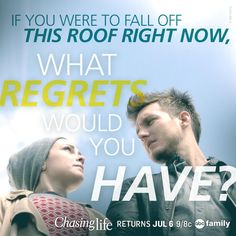 """S2 Ep1 """"A View from the Ledge"""" - Live life with no regrets! #ChasingLife"""