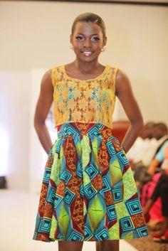 N'Kya Designs (Ghana)  Dawn Collection