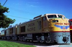 Union Pacific X-18 by Mark Jefferson on 500px