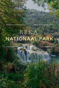Tips voor een bezoek aan Krka Nationaal Park in Kroatië. #KrkaNationalPark #Croatia Croatia Travel Guide, Europe Travel Tips, Krka National Park Croatia, Ultimate Travel, Backpacker, Worlds Of Fun, Where To Go, Road Trip, Neon Signs