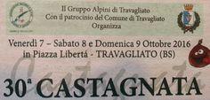 30 Castagnata a Travagliato http://www.panesalamina.com/2016/51890-30-castagnata-a-travagliato.html