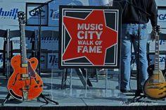Music City Walk of Fame - Nashville, TN