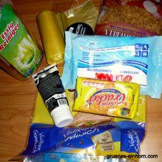 grünes einhorn: Plastikvermeiden