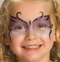 1000 Actividades Infantis: Pinturas Faciais - Dicas Mais
