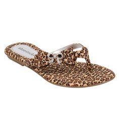 Rasteira infantil Shoestockinha #bestselles #hoestockinha #infantil #kids #animalprint - Ref 45.01.0032