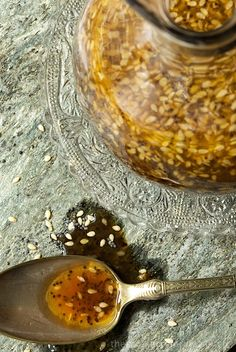 Asian Honey-Sesame Salad Dressing (4)