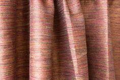Orange Rosa Rohseide Fenster Vorhang Panels, Custom Vorhänge, 44 63 84 90 96 108 120 Zoll Vorhänge, Drapery Panels, Fensterbehandlung