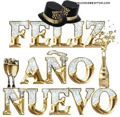 Happy new year friends Happy New Year Spanish, Happy New Year Images, Happy New Year Quotes, Happy New Year Greetings, Happy New Year Everyone, Merry Christmas And Happy New Year, Christmas Rock, Christmas Time, Front Hall Decor