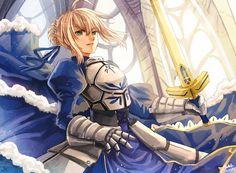 Fate Zero Saber, Fate/stay Night, Shirou Emiya, Arturia Pendragon, Fate Stay Night Anime, Fate Anime Series, Female Characters, Chibi, Fan Art